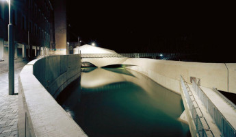 Hydroelectric Power Station by Becker Architecture