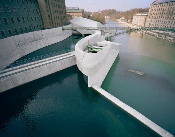 Hydroelectric Power Station by Becker Architecture 2 Hydroelectric Power Station by Becker Architecture