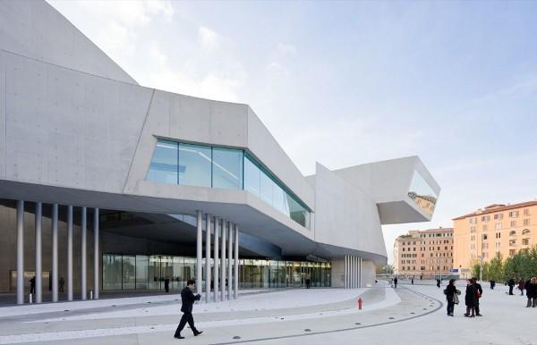MAXXI Museum by Zaha Hadid Architects 1