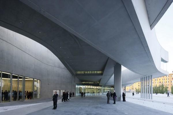 MAXXI Museum by Zaha Hadid Architects 3