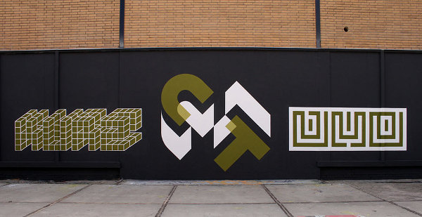 Modern Graffiti by CT 2