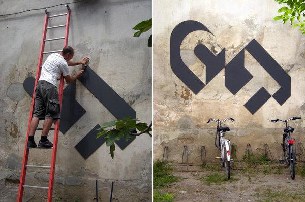 Modern Graffiti by CT 3