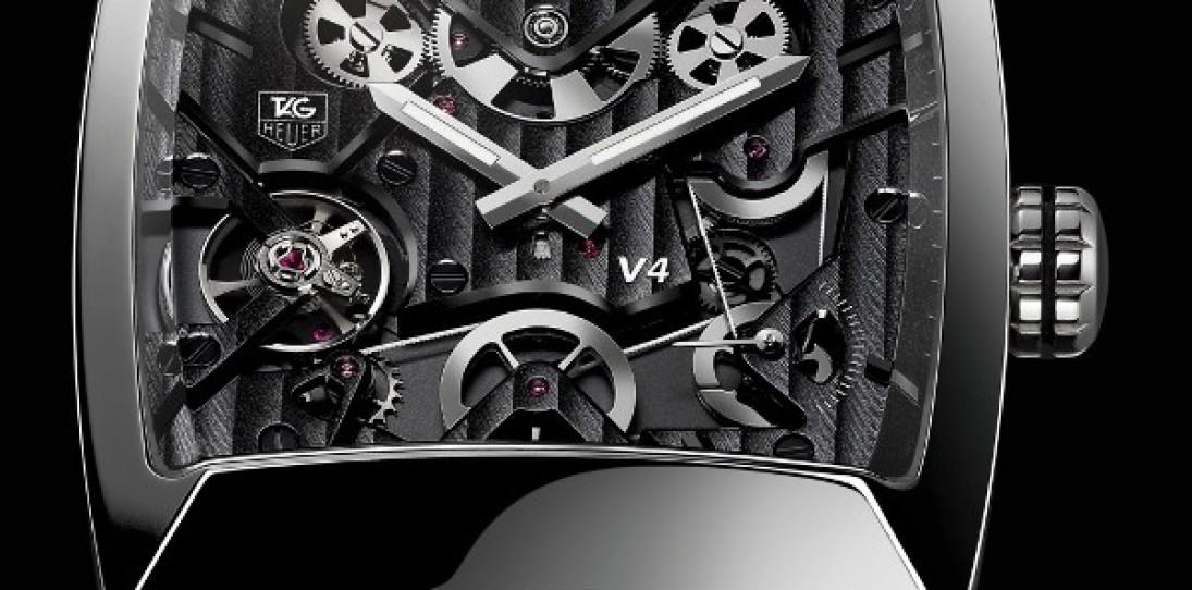 TAG Heuer Monaco V4 Titanium