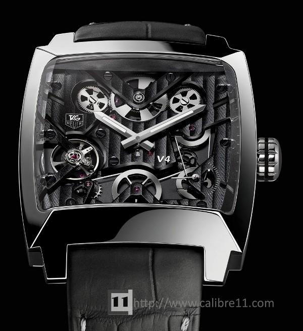 TAG Heuer Monaco V4 Titanium 3