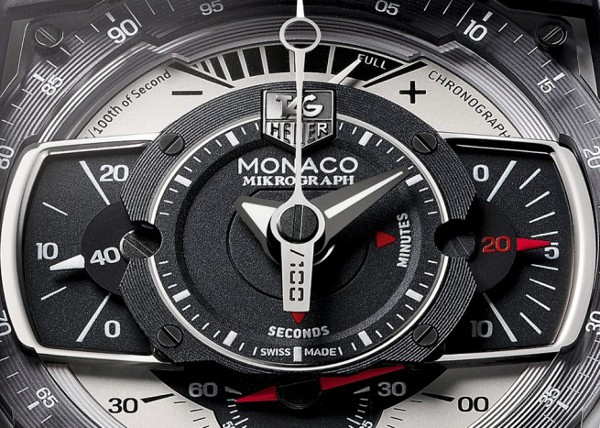 Tag Heuer Monaco Mikrograph Watch 3