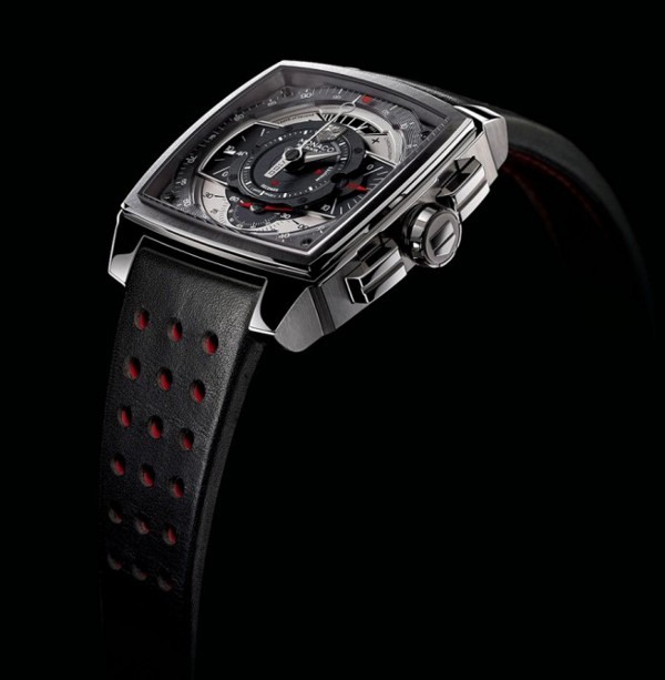 Tag Heuer Monaco Mikrograph Watch 4