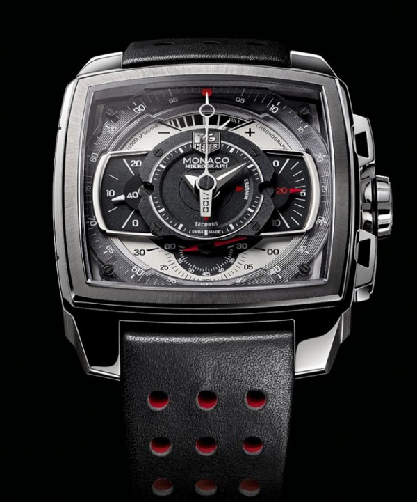 Tag Heuer Monaco Mikrograph Watch 5