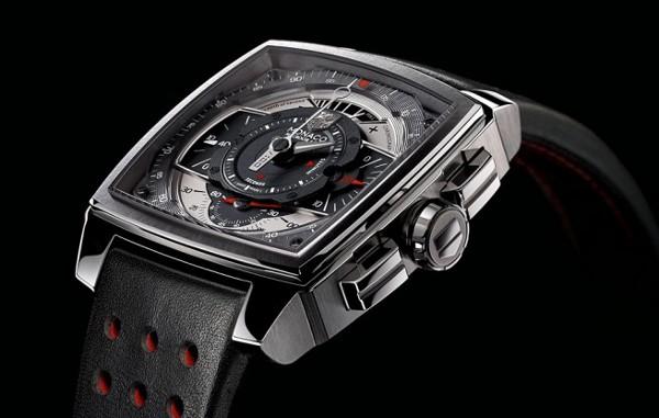 Tag Heuer Monaco Mikrograph Watch 6
