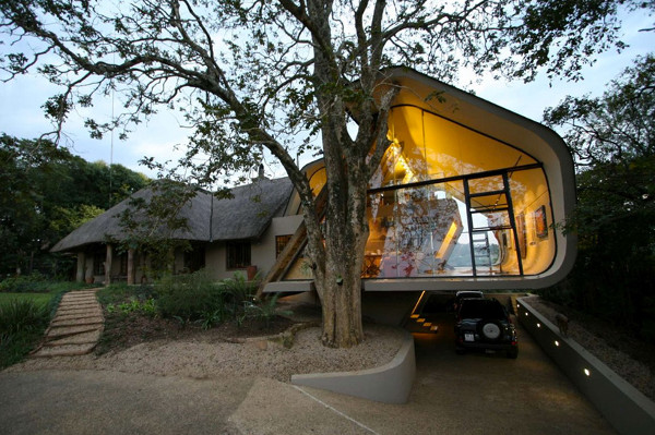 Wright House by Elmo Swart Architects 1