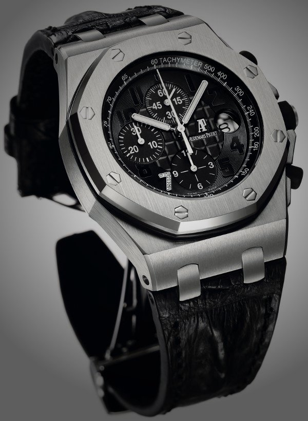 en chronograph watches oo royal watch audemars piguet oak collection
