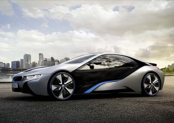 BMW i3 and i8 electric vehicles 2 BMW i3 and i8 Electric Vehicles