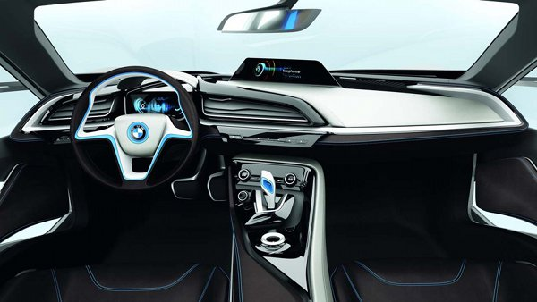 Bmw I3 And I8 Electric Vehicles