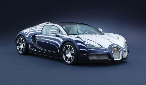 Bugatti Veyron Grand Sport LOr Blanc 1 Bugatti Veyron Grand Sport L'Or Blanc