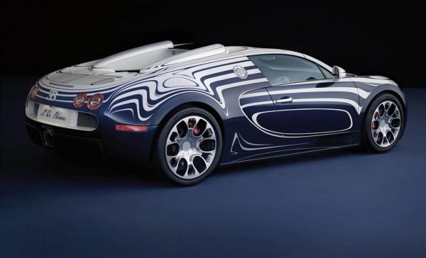 Bugatti Veyron Grand Sport L'Or Blanc 2