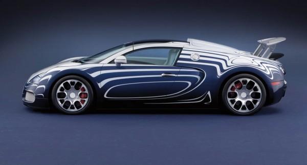 Bugatti Veyron Grand Sport L'Or Blanc 3