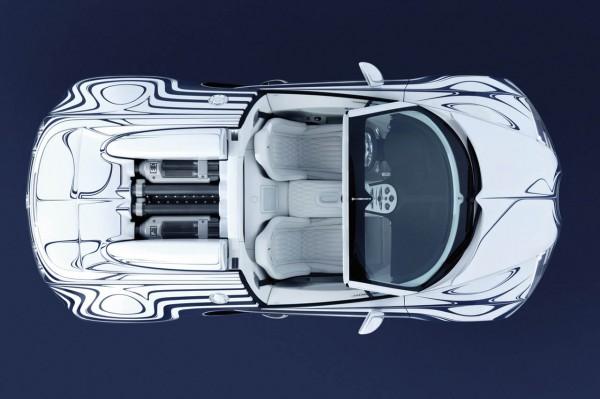 Bugatti Veyron Grand Sport LOr Blanc 4 Bugatti Veyron Grand Sport L'Or Blanc