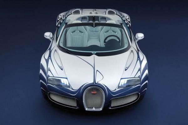 Bugatti Veyron Grand Sport L'Or Blanc 6