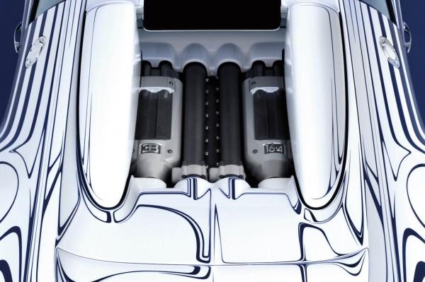 Bugatti Veyron Grand Sport L'Or Blanc 9