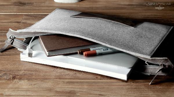 Hard Graft All-In-One Laptop Folio 5