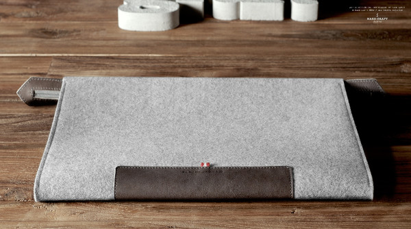 Hard Graft All-In-One Laptop Folio 6