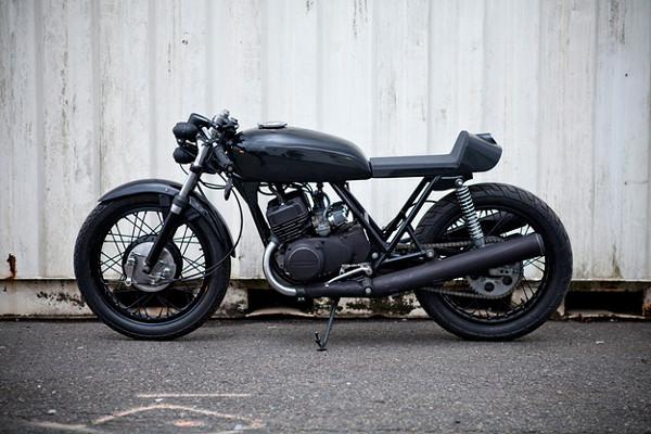 Kawasaki S1 Custom by Twinline 3