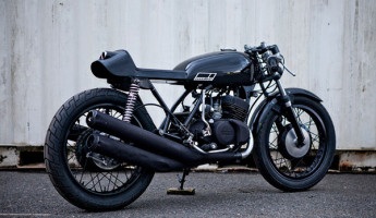 Kawasaki S1 Custom by Twinline