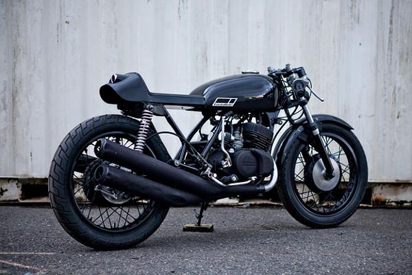Kawasaki S1 Custom by Twinline 4