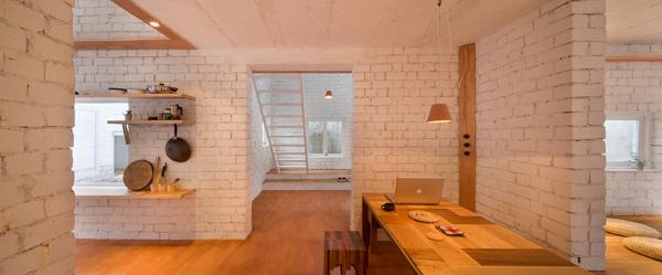 Minus K House by Kuu Architecture 10
