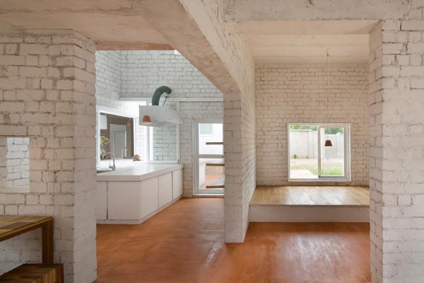 Minus K House by Kuu Architecture 5