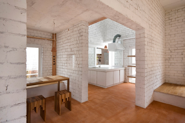Minus K House by Kuu Architecture 6