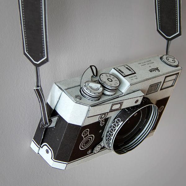 Paper Leica M3 Pinhole Camera 3 Paper Leica M3 Pinhole Camera