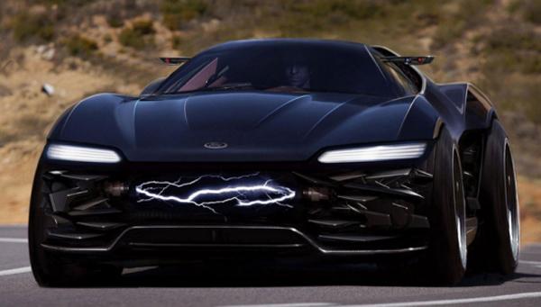 mad max ford falcon2 Mad Max Ford Interceptor Concepts
