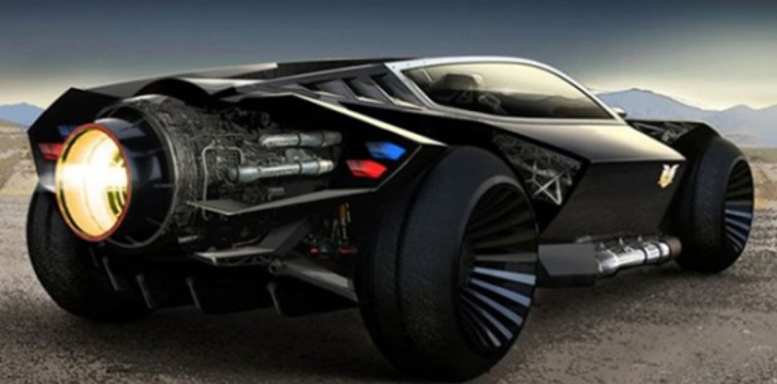 Mad Max Ford Interceptor Concepts