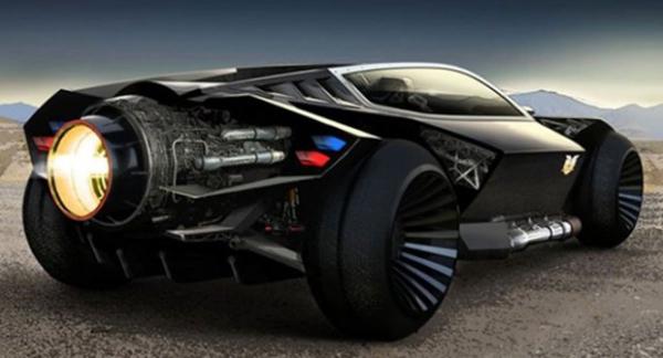 mad max ford falcon6 Mad Max Ford Interceptor Concepts