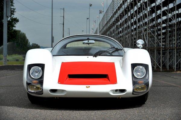 1966 Porsche Typ 906 Carrera 1 1966 Porsche Typ 906 Carrera