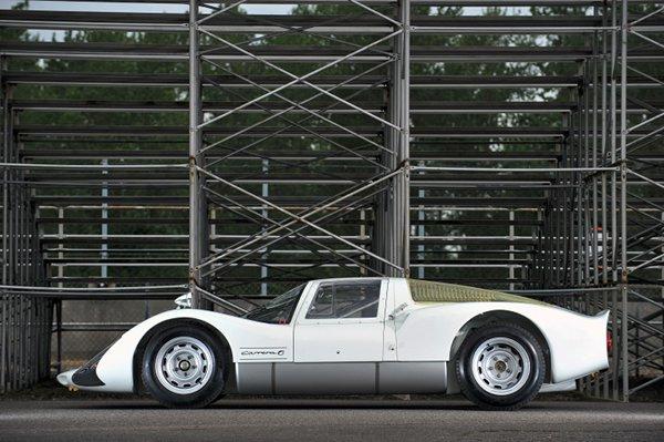 1966 Porsche Typ 906 Carrera 2