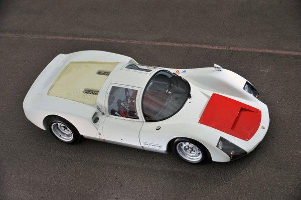 1966 Porsche Typ 906 Carrera 4 1966 Porsche Typ 906 Carrera
