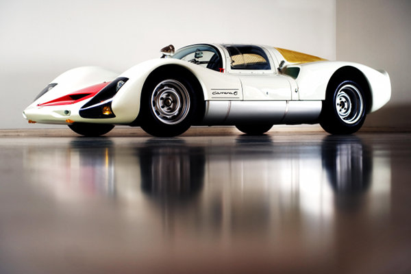 1966 Porsche Typ 906 Carrera 5