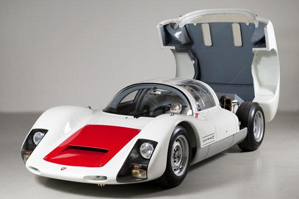 1966 Porsche Typ 906 Carrera 7