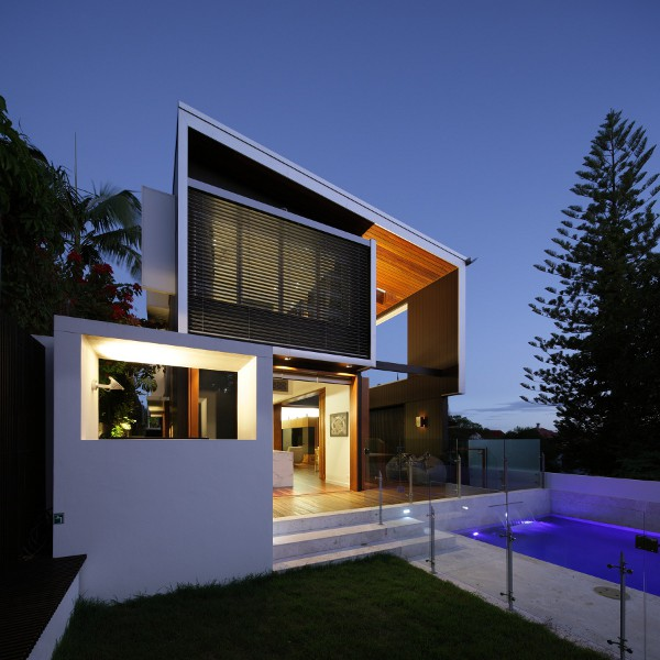 Browne Street House by Shaun Lockyer Architects 1