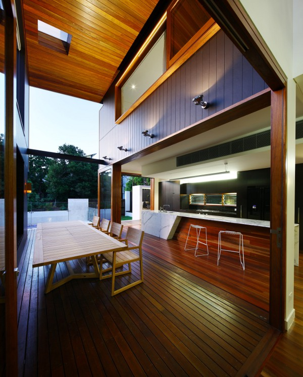 Browne Street House by Shaun Lockyer Architects 13