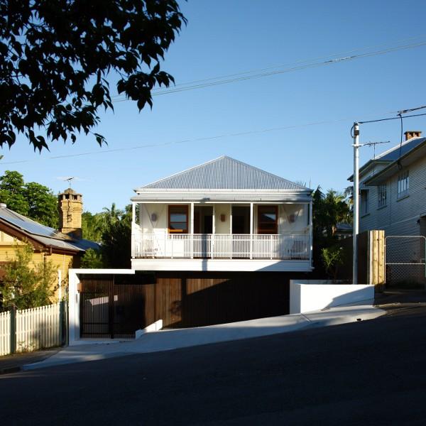 Browne Street House by Shaun Lockyer Architects 14