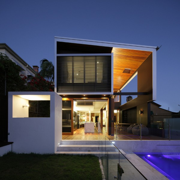 Browne Street House by Shaun Lockyer Architects 15 Browne Street House by Shaun Lockyer Architects