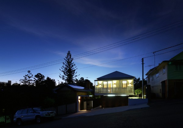 Browne Street House by Shaun Lockyer Architects 2