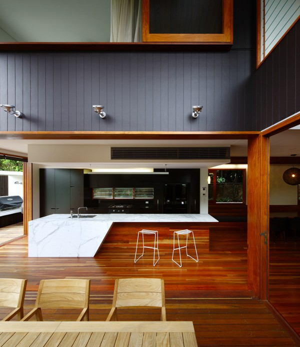 Browne Street House by Shaun Lockyer Architects 5 Browne Street House by Shaun Lockyer Architects