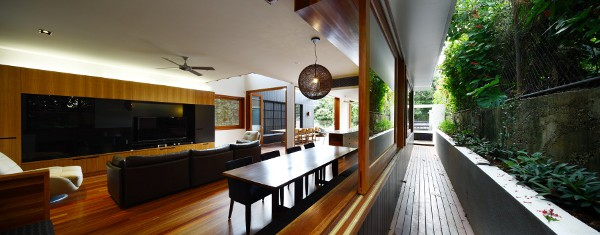 Browne Street House by Shaun Lockyer Architects 9