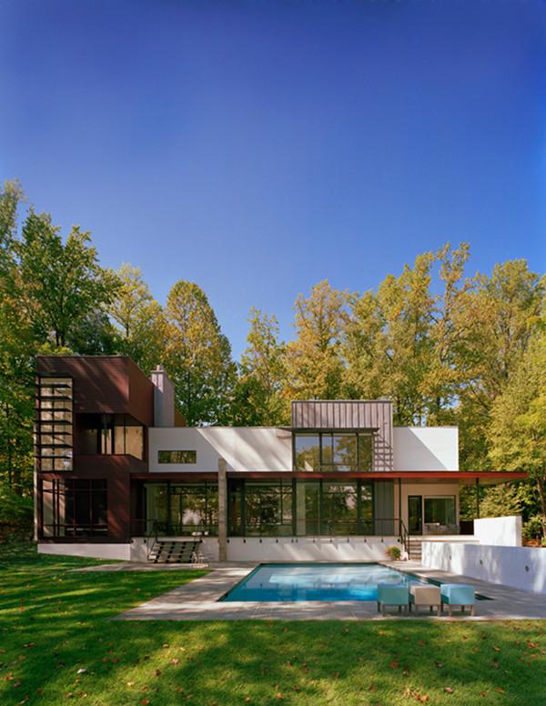 Crab Creek House by Robert Gurney 7