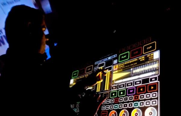 Emulator- Amazing Multi-Touch DJ Technology 2