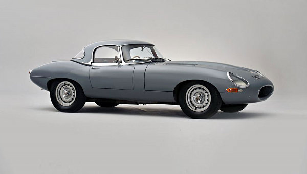 Jaguar E-Type 50th Anniversary Auction 3