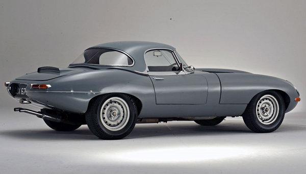Jaguar E-Type 50th Anniversary Auction 4